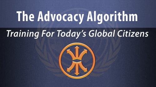 The Advocacy Algorithm